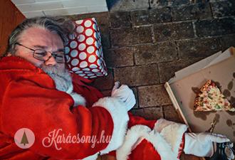 vicces karácsonyi képeslapok